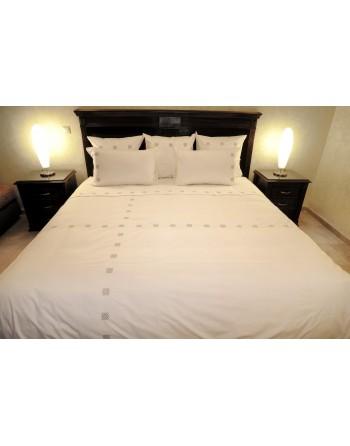 Diamond Zellige Bed sheets